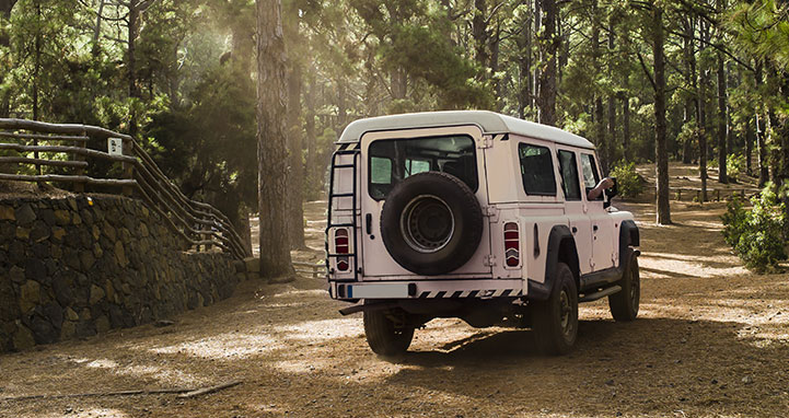 Safari Landrover